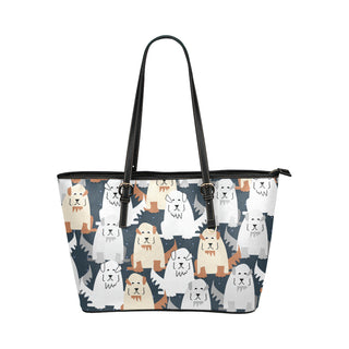 Great Pyrenees Tote Bags - Great Pyrenees Bags - TeeAmazing