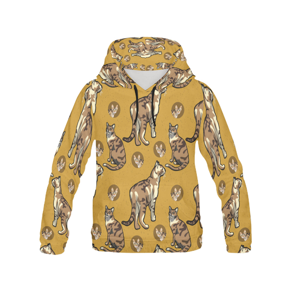 Sokoke All Over Print Hoodie for Men - TeeAmazing