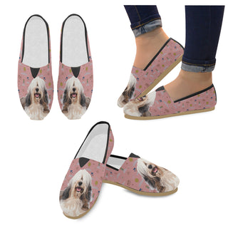 Tibetan Terrier Women's Casual Shoes - TeeAmazing