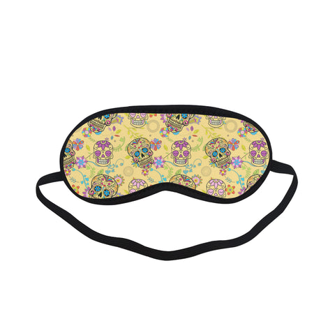 Sugar Skull Sleeping Mask - TeeAmazing