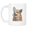 Pembroke Welsh Corgi Dog Mugs & Coffee Cups - Pembroke Welsh Corgi Coffee Mugs - TeeAmazing - 2