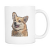 Pembroke Welsh Corgi Dog Mugs & Coffee Cups - Pembroke Welsh Corgi Coffee Mugs - TeeAmazing - 1