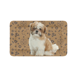 "Maltese Shih Tzu Dog Dog Beds 42""x26"" - TeeAmazing"