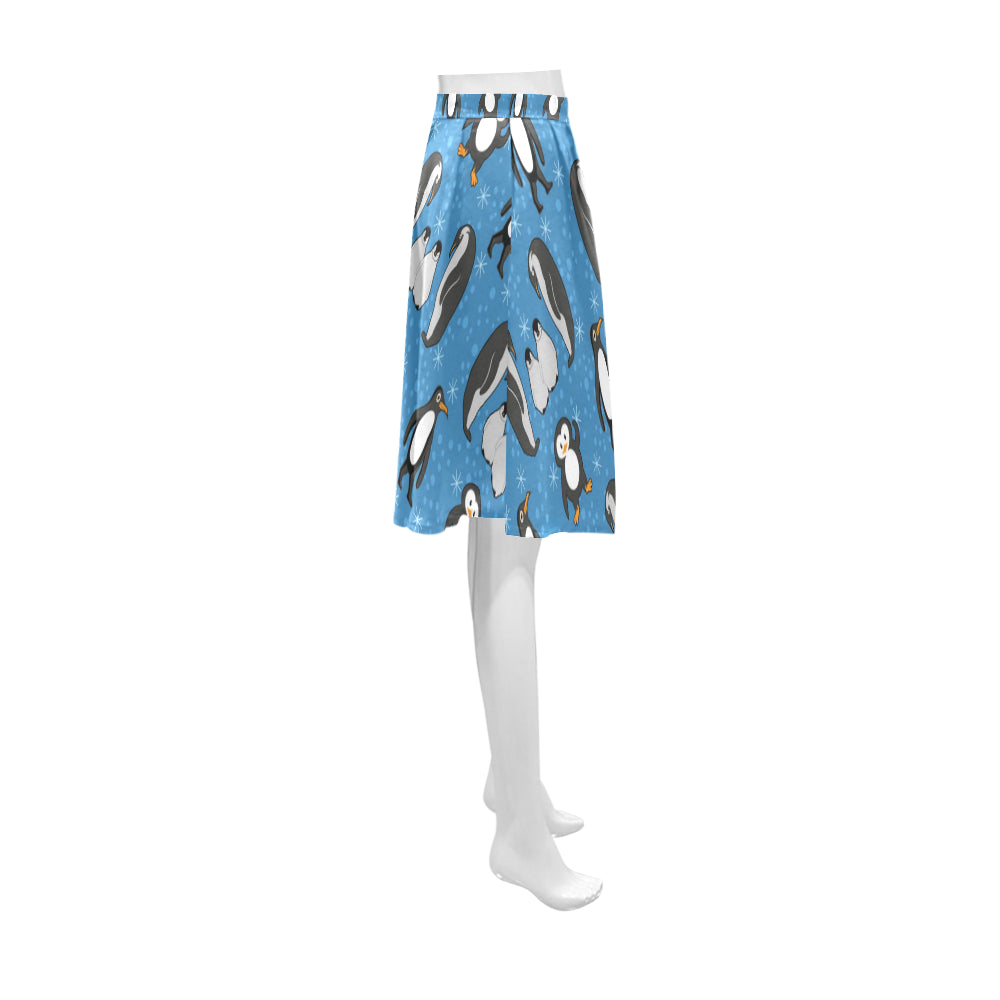 Penguin Athena Women's Short Skirt - TeeAmazing
