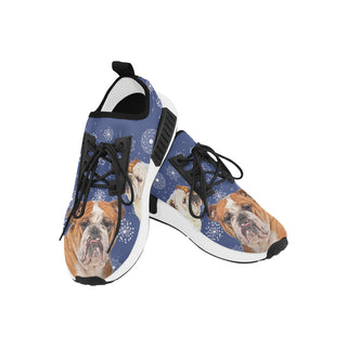 English Bulldog Lover Men's Draco Running Shoes - TeeAmazing