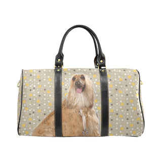 Afghan Hound New Waterproof Travel Bag/Small - TeeAmazing