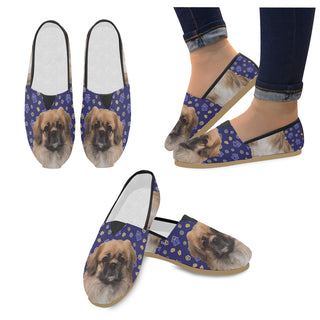 Pekingese Dog Women's Casual Shoes - TeeAmazing