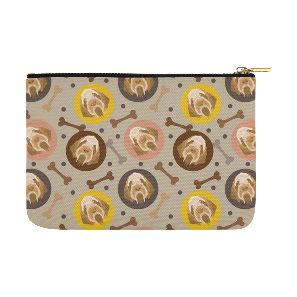 Spinone Italiano Carry-All Pouch 12.5x8.5 - TeeAmazing