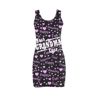 Best Grandma Ever Medea Vest Dress - TeeAmazing
