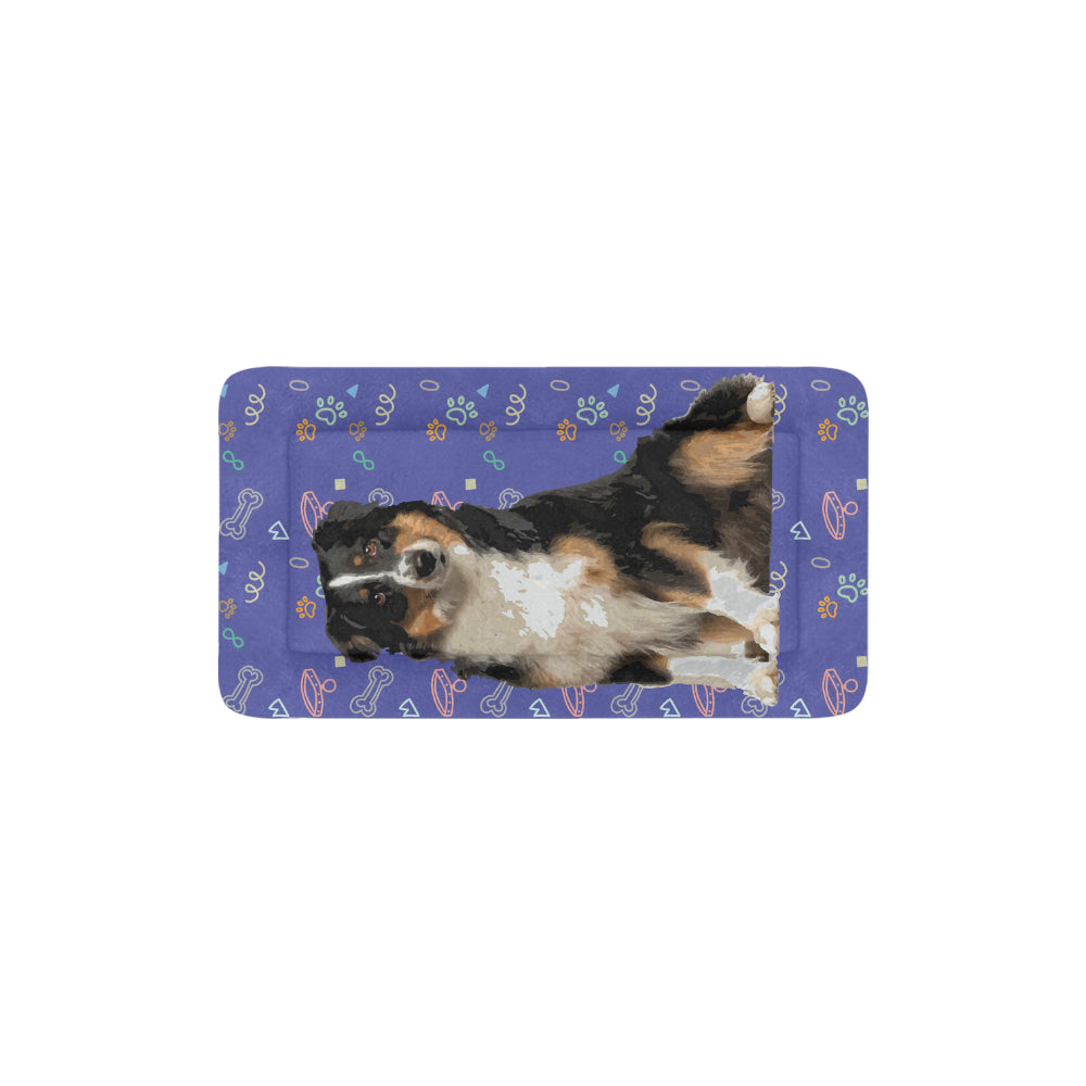 "Australian Shepherd Dog Beds 24""x13"" - TeeAmazing"