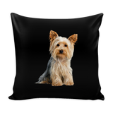 Yorkshire Terrier Dog Pillow Cover - Yorkshire Terrier Accessories - TeeAmazing - 2