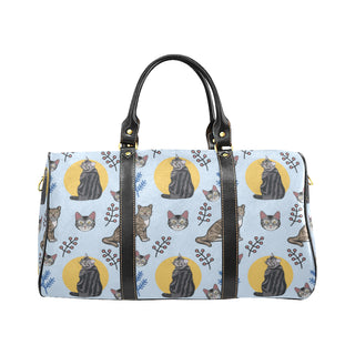 American Shorthair New Waterproof Travel Bag/Small - TeeAmazing