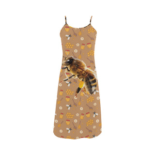 Queen Bee Alcestis Slip Dress - TeeAmazing