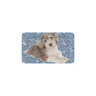 "Schnoodle Dog Dog Beds 22""x13"" - TeeAmazing"
