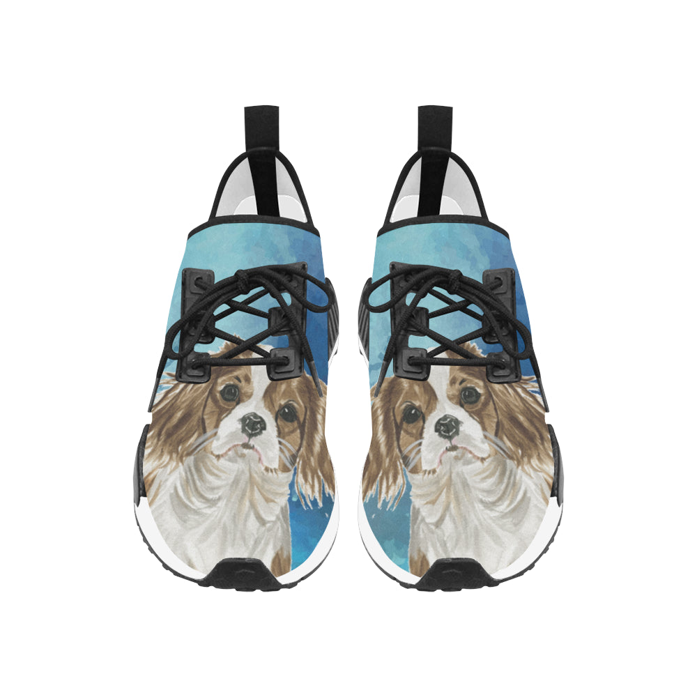 Cavalier King Charles Spaniel Water Colour No.1 Women's Draco Running Shoes - TeeAmazing