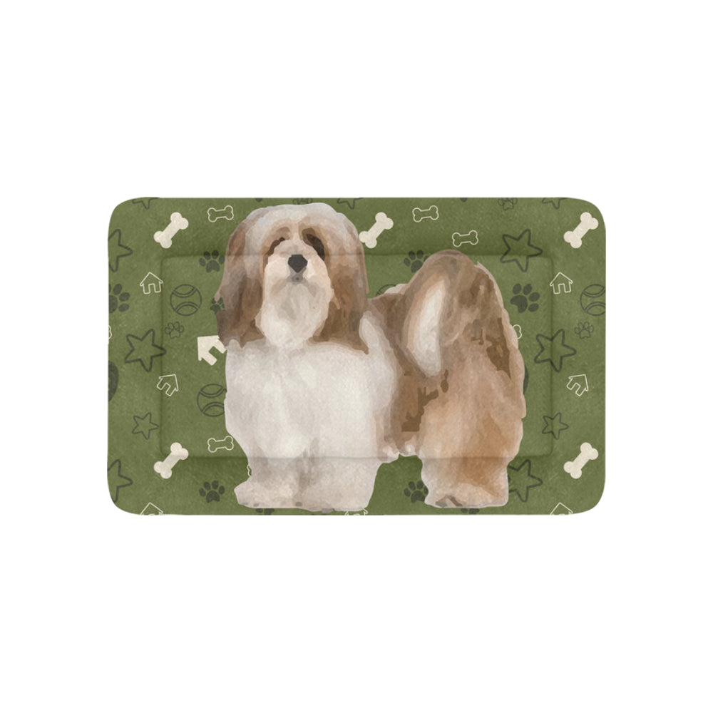 "Lhasa Apso Dog Dog Beds 36""x23"" - TeeAmazing"