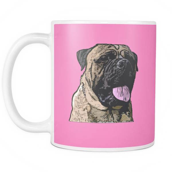 Bullmastiff Dog Mugs & Coffee Cups - Bullmastiff Coffee Mugs - TeeAmazing - 8