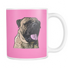 Bullmastiff Dog Mugs & Coffee Cups - Bullmastiff Coffee Mugs - TeeAmazing - 7
