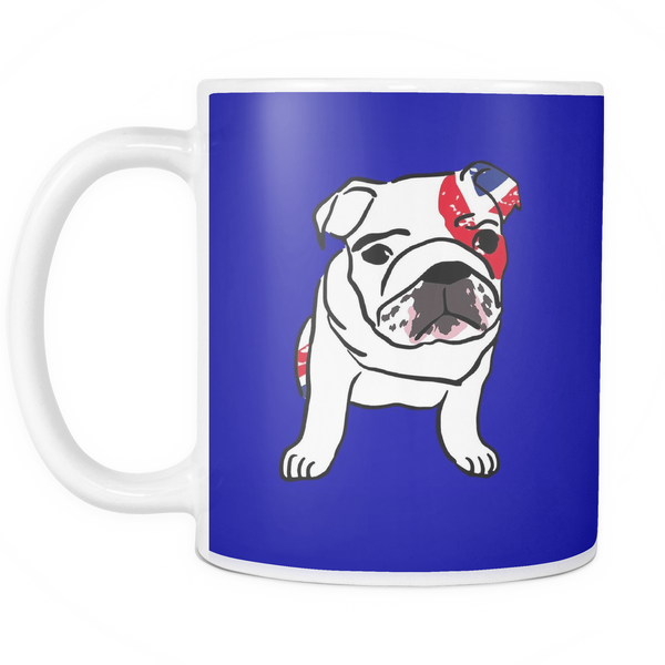 English Bulldog Dog Mugs & Coffee Cups - English Bulldog Coffee Mugs - TeeAmazing - 6