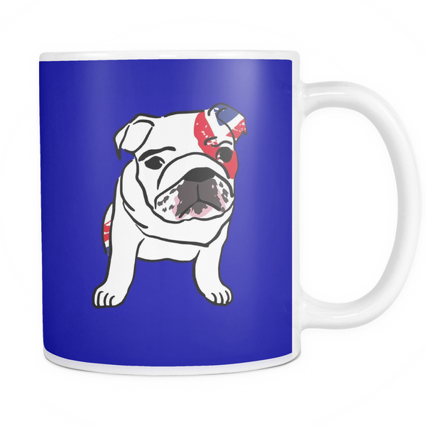English Bulldog Dog Mugs & Coffee Cups - English Bulldog Coffee Mugs - TeeAmazing - 5