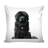 Newfoundland Dog Pillow Cover - Newfoundland Accessories - TeeAmazing - 1
