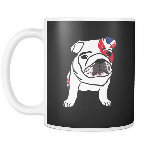 English Bulldog Dog Mugs & Coffee Cups - English Bulldog Coffee Mugs - TeeAmazing - 4