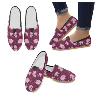 Pig Women's Casual Shoes - TeeAmazing