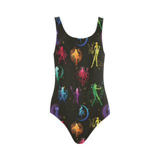 All Sailor Soldiers Vest One Piece Swimsuit - TeeAmazing