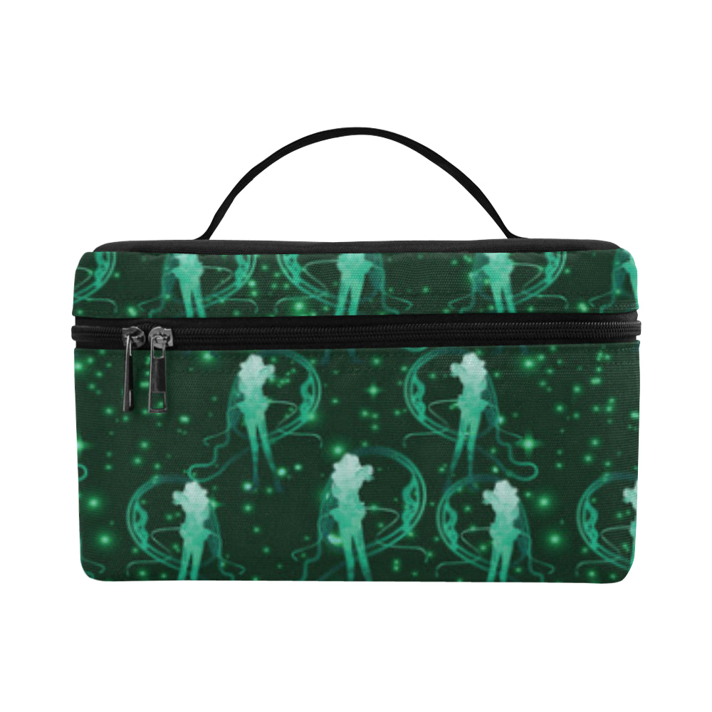 Sailor Neptune Cosmetic Bag/Large - TeeAmazing