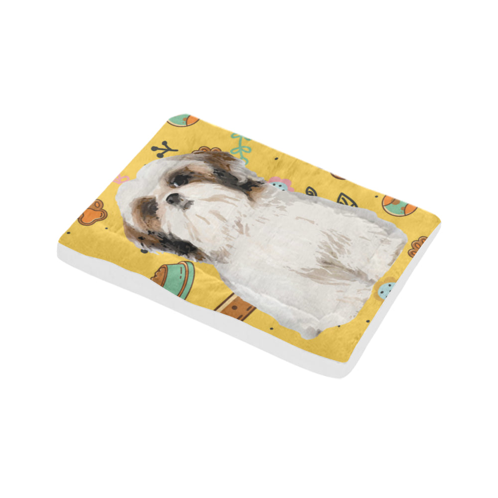 "Shih Tzu Dog Dog Beds 30""x21"" - TeeAmazing"