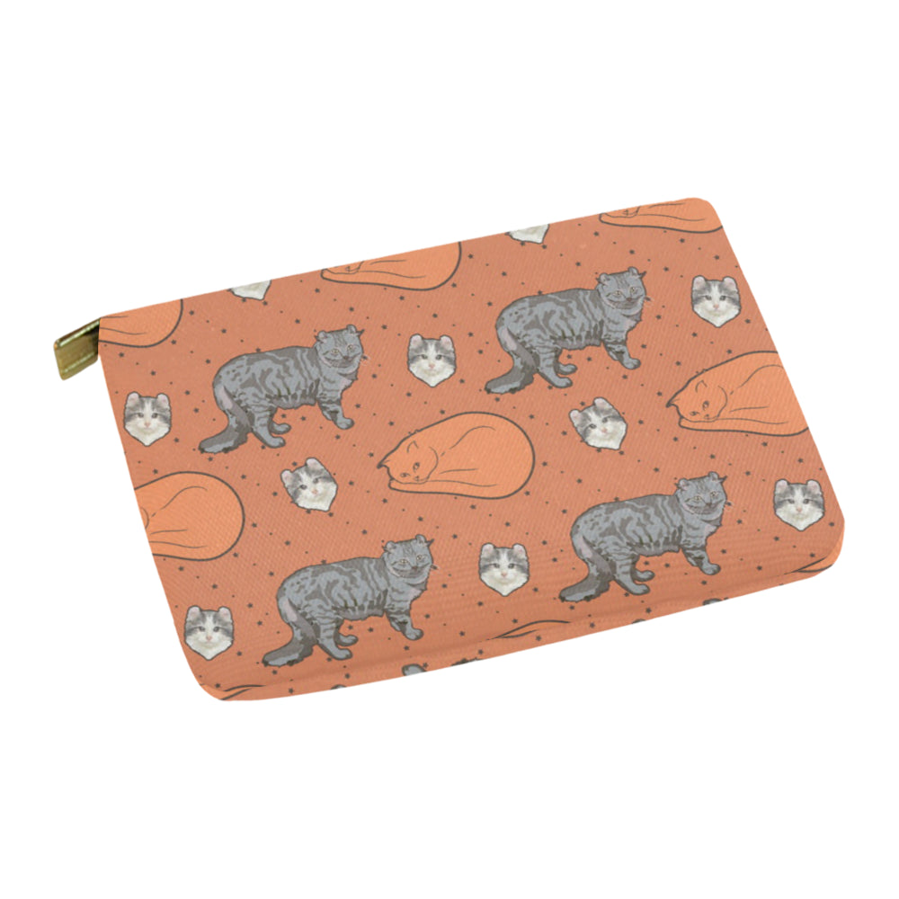 American Curl Carry-All Pouch 12.5''x8.5'' - TeeAmazing