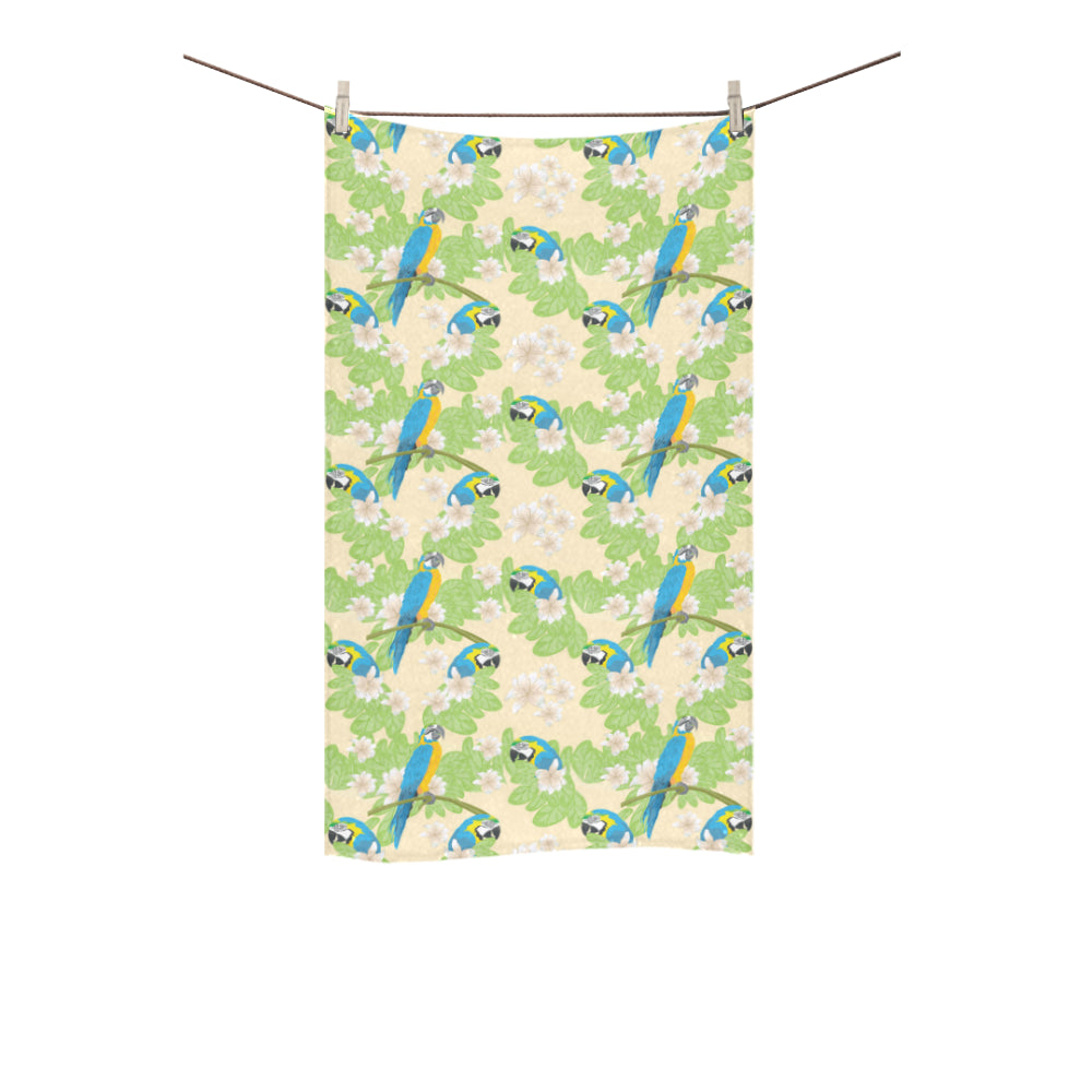 "Macaws Custom Towel 16""x28"" - TeeAmazing"