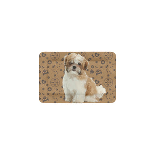 "Maltese Shih Tzu Dog Dog Beds 18""x12"" - TeeAmazing"