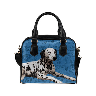 Dalmatian Dog Shoulder Handbag - TeeAmazing
