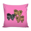 Chow Chow Dog Pillow Cover - Chow Chow Accessories - TeeAmazing - 3