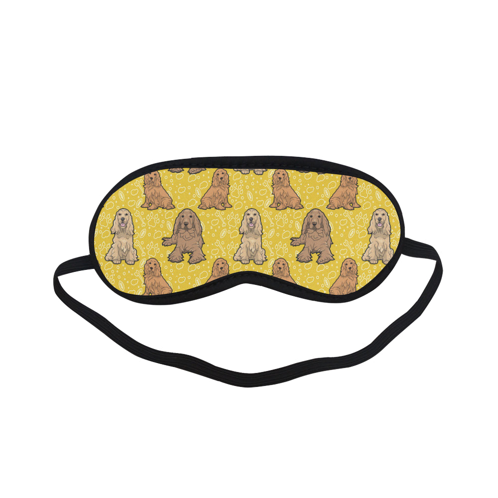 FREE Cocker Spaniel Sleeping Mask - TeeAmazing