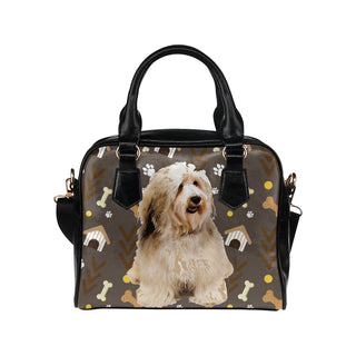 Havanese Dog Shoulder Handbag - TeeAmazing