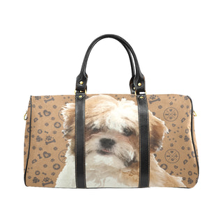 Maltese Shih Tzu Dog New Waterproof Travel Bag/Large - TeeAmazing