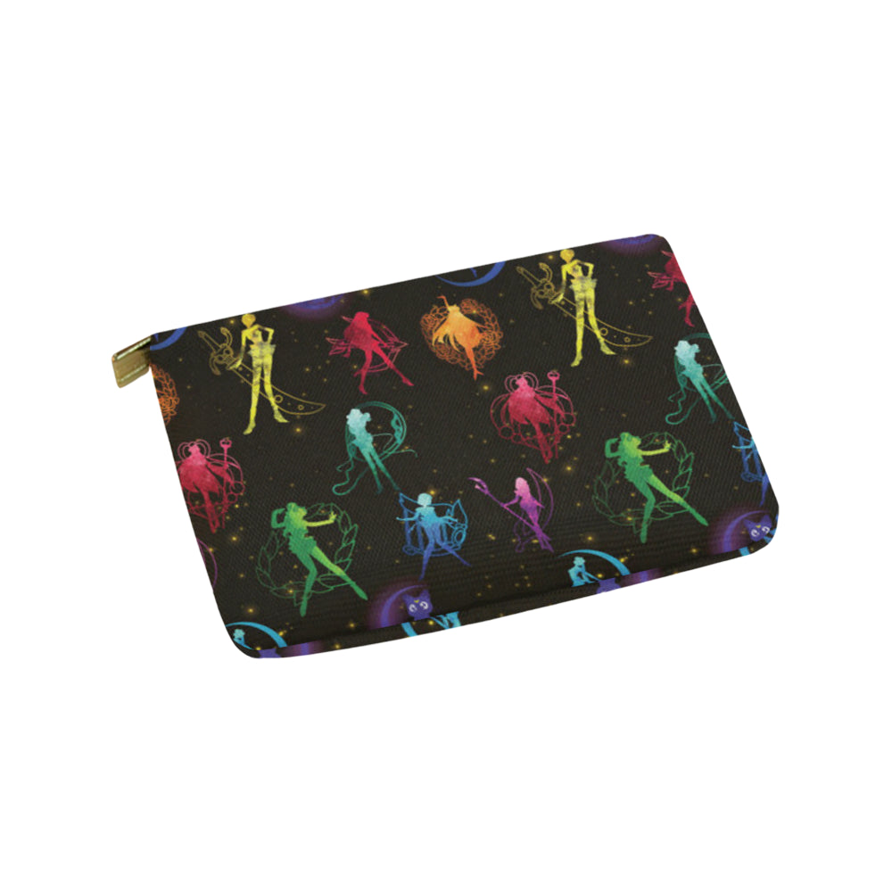 All Sailor Soldiers Carry-All Pouch 9.5x6 - TeeAmazing