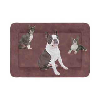 "Boston Terrier Lover Dog Beds 54""x37"" - TeeAmazing"