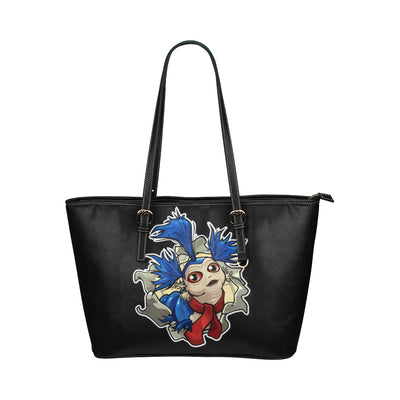 Ello Worm Tote Bags - Labyrinth Bags - TeeAmazing