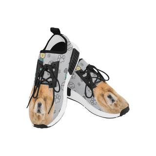 Chow Chow Dog Women's Draco Running Shoes - TeeAmazing