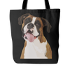 Boxer Tote Bags - Boxer Bags - TeeAmazing - 2