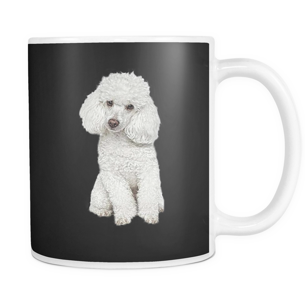 Poodle Dog Mugs & Coffee Cups - Poodle Coffee Mugs - TeeAmazing