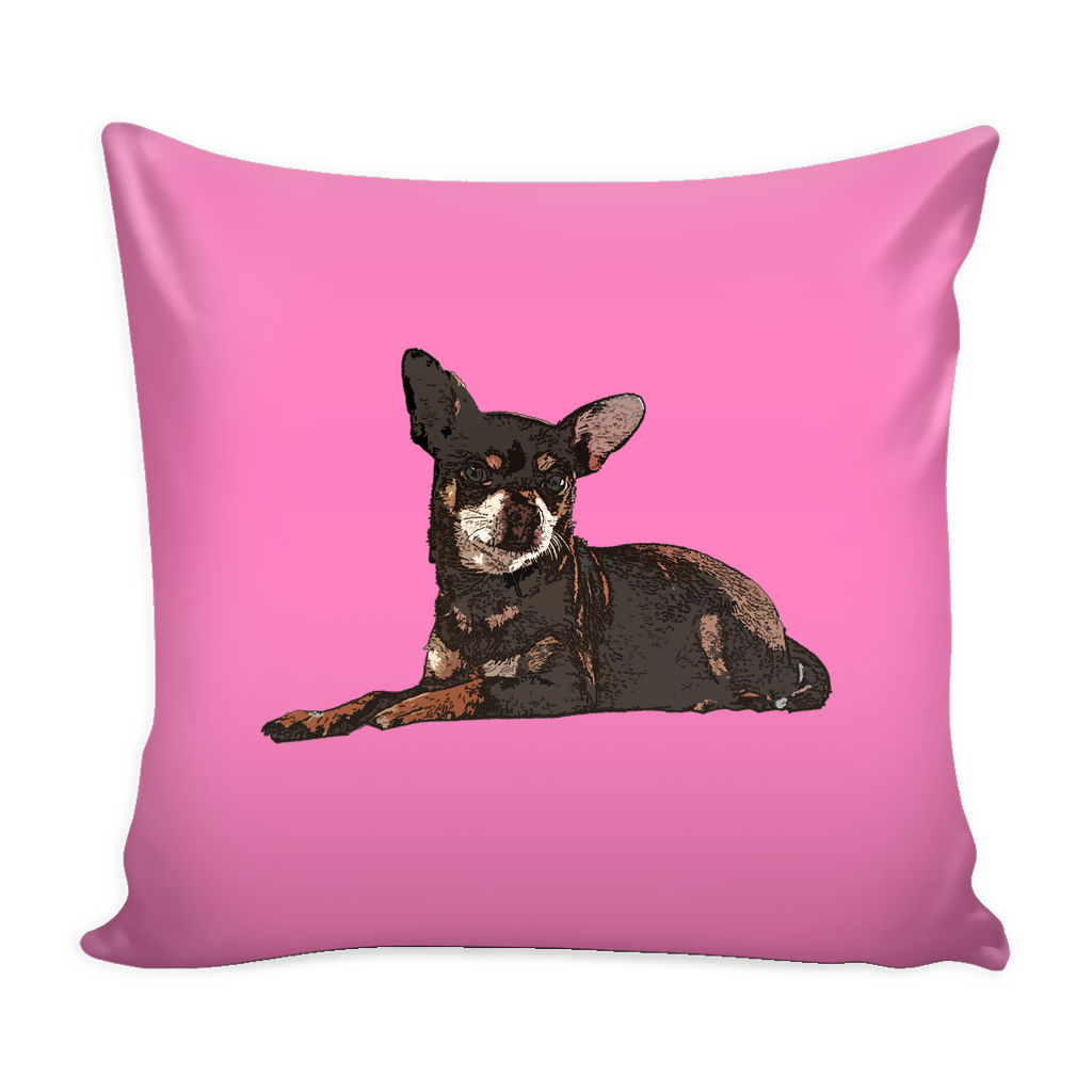 Chihuahua Dog Pillow Cover - Chihuahua Accessories - TeeAmazing
