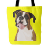Boxer Tote Bags - Boxer Bags - TeeAmazing - 4