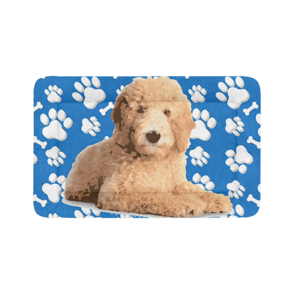 "Goldendoodle Dog Beds 48""x30"" - TeeAmazing"