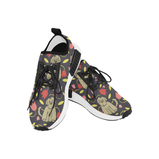 Tibetan Terrier Flower Men's Draco Running Shoes (Model 025) - TeeAmazing