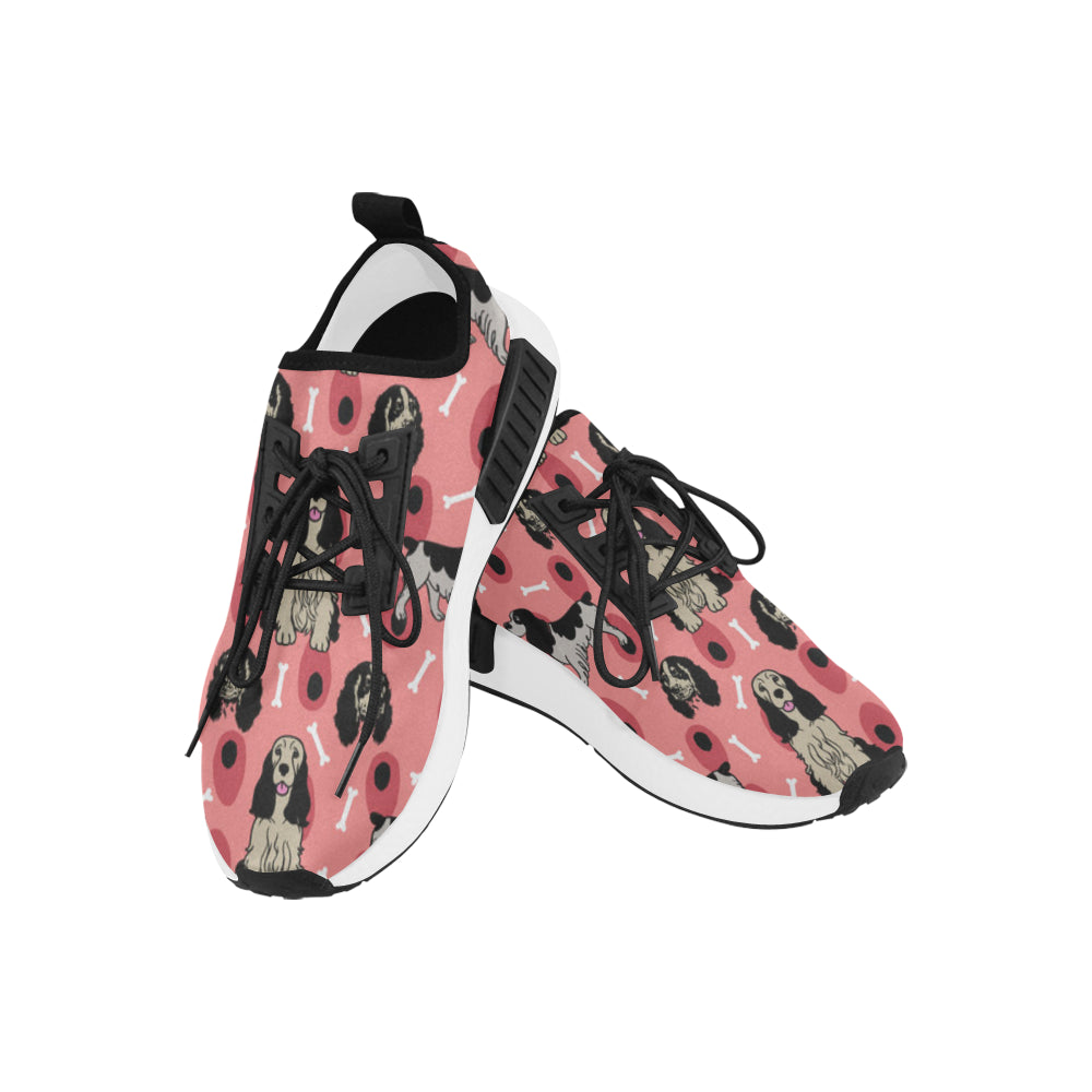 English Springer Spaniels Women's Draco Running Shoes - TeeAmazing