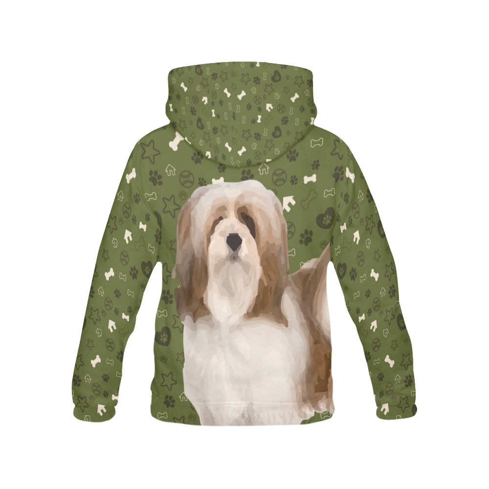 Lhasa Apso Dog All Over Print Hoodie for Women - TeeAmazing